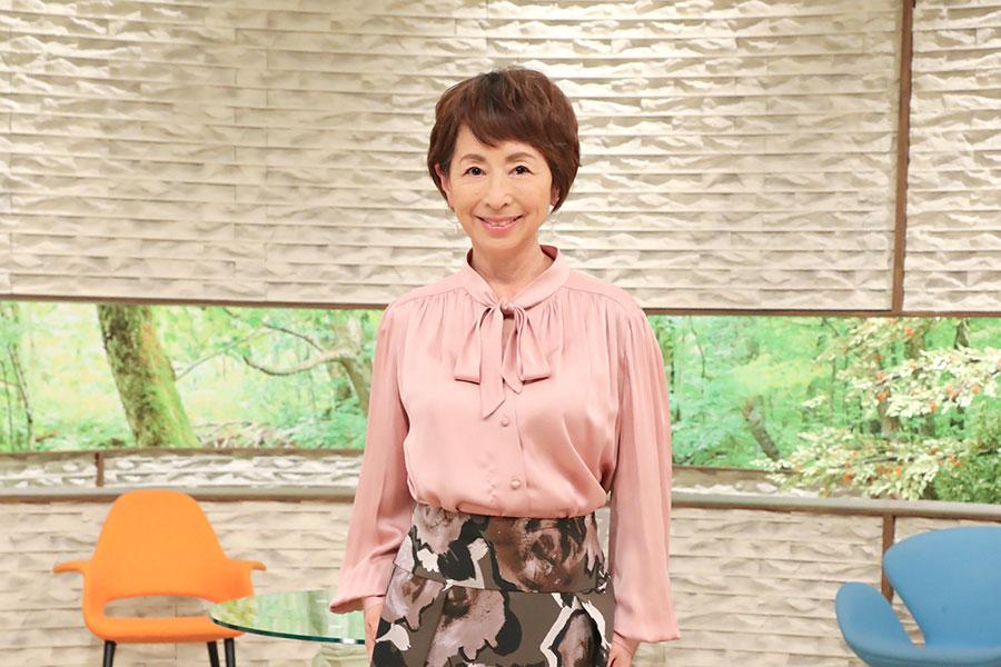 番組MCの阿川佐和子(写真提供:MBS)