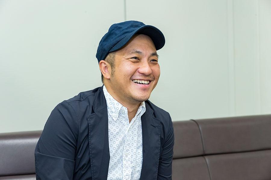 映画『孤狼の血 LEVEL2』監督の白石和彌監督(2017年10月撮影)