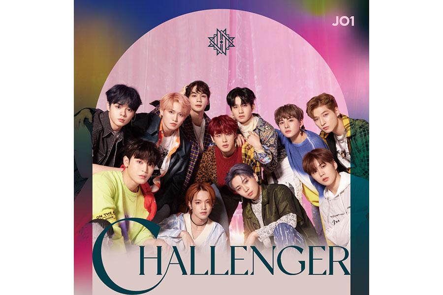 3rdシングル『CHALLENGER』通常盤ジャケット (C)LAPONE ENTERTAINMENT