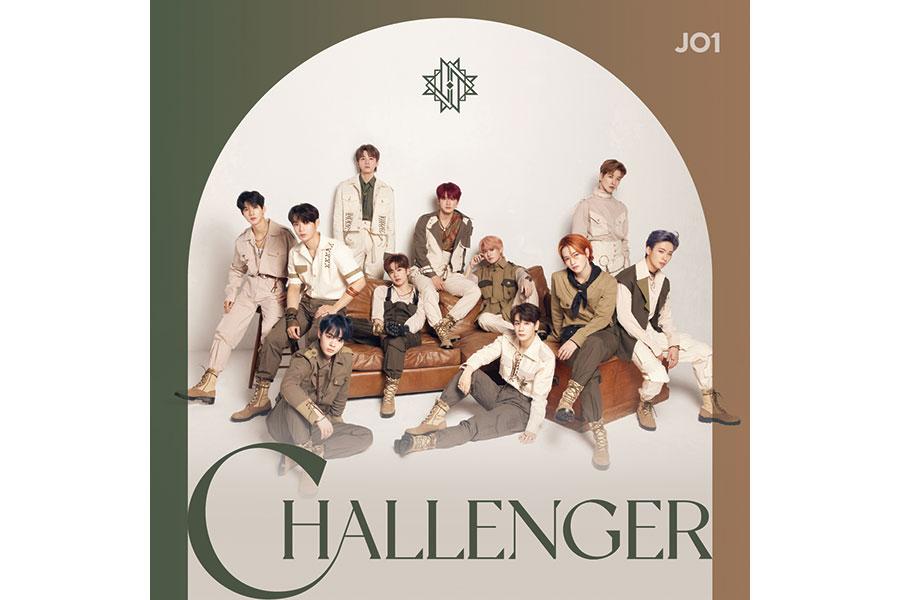 3rdシングル『CHALLENGER』初回限定盤Aジャケット (C)LAPONE ENTERTAINMENT