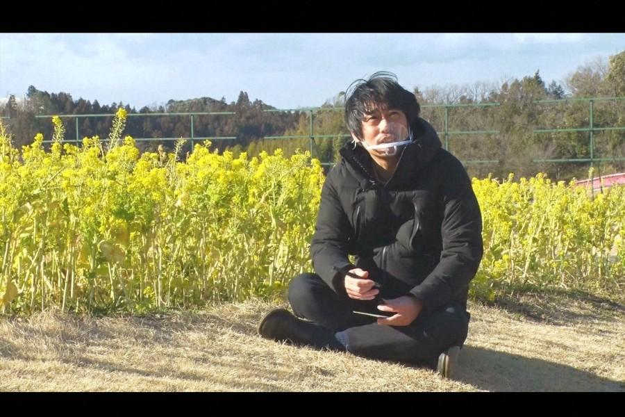 2021年には俳句本を出版した、フルーツポンチ・村上健志(C)ABCテレビ