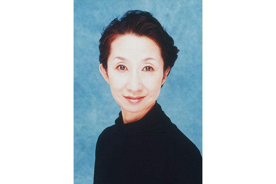 安子の祖母・橘 ひさを演じる鷲尾真知子 (C)NHK