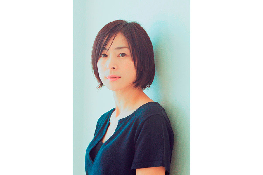 安子の母・橘 小しずを演じる西田尚美 (C)NHK