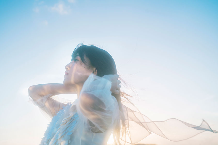 ゲスト出演した、歌手・宮川愛李