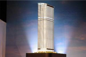 電通跡地に、大阪初のフォーシーズンズホテルが誕生