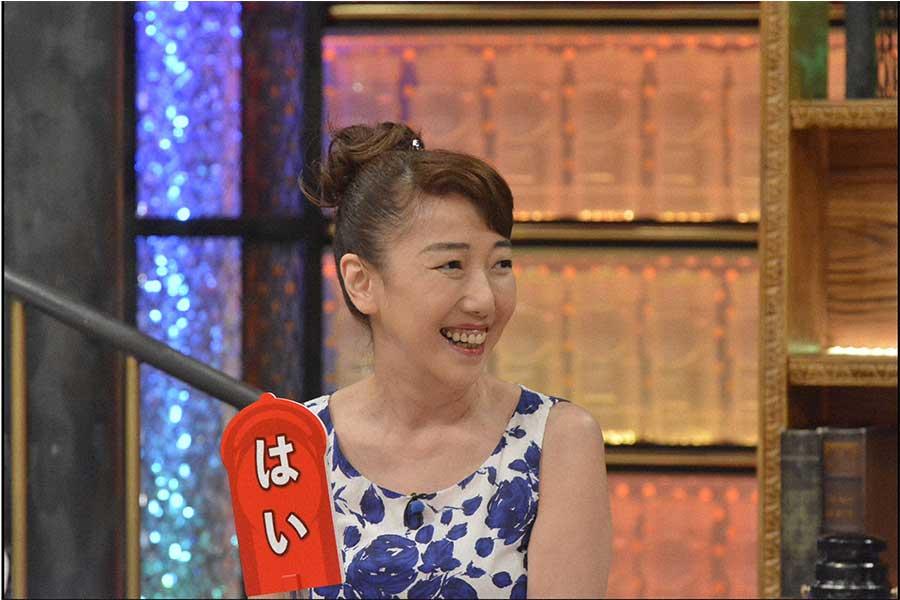 太田光の妻・太田光代(C)ytv