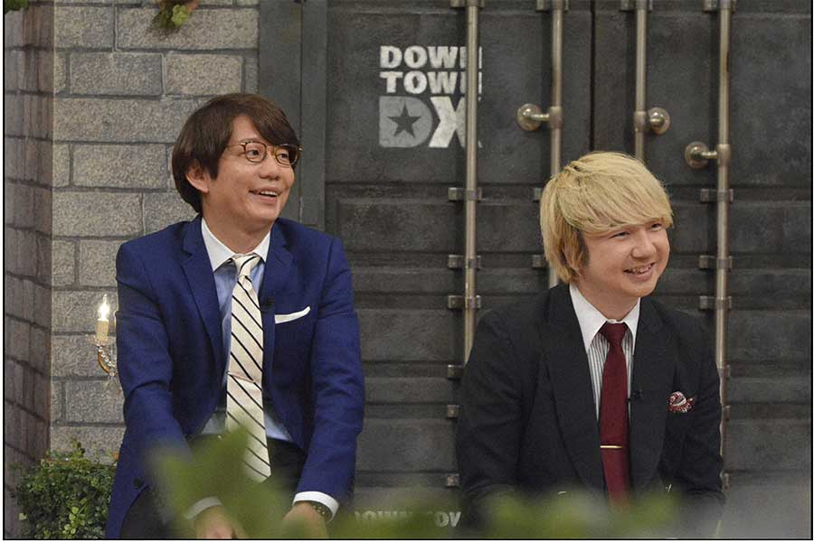 三四郎 小宮浩信(左)と相田周二(C)ytv