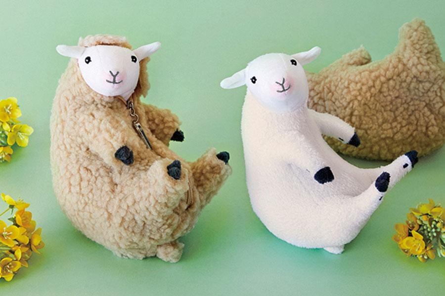 六甲山牧場の羊の毛刈りができるぬいぐるみ、話題で注文殺到