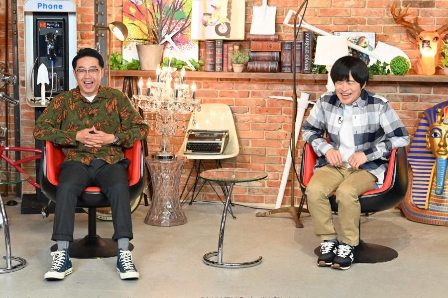 MCの2人(C)ABCテレビ