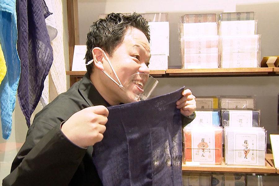 ロケに参戦するダイアン津田(C)ABCテレビ