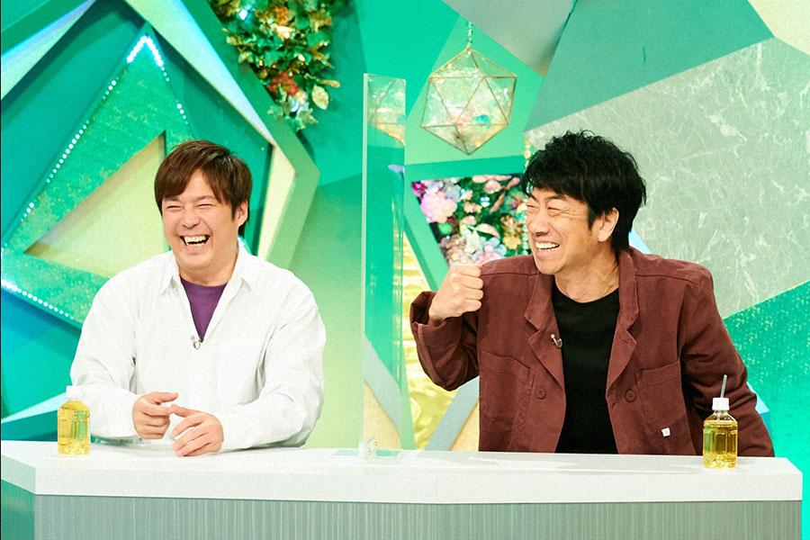 ビートたけしのお墨付き、お笑いコンビ・テンダラー(左から白川悟実、浜本広晃)(C)ABCテレビ