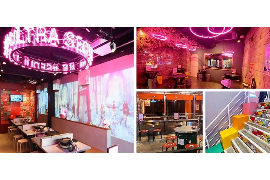 フォトジェニックな韓国グルメ店が集結する「梅田韓国ビル」がオープン