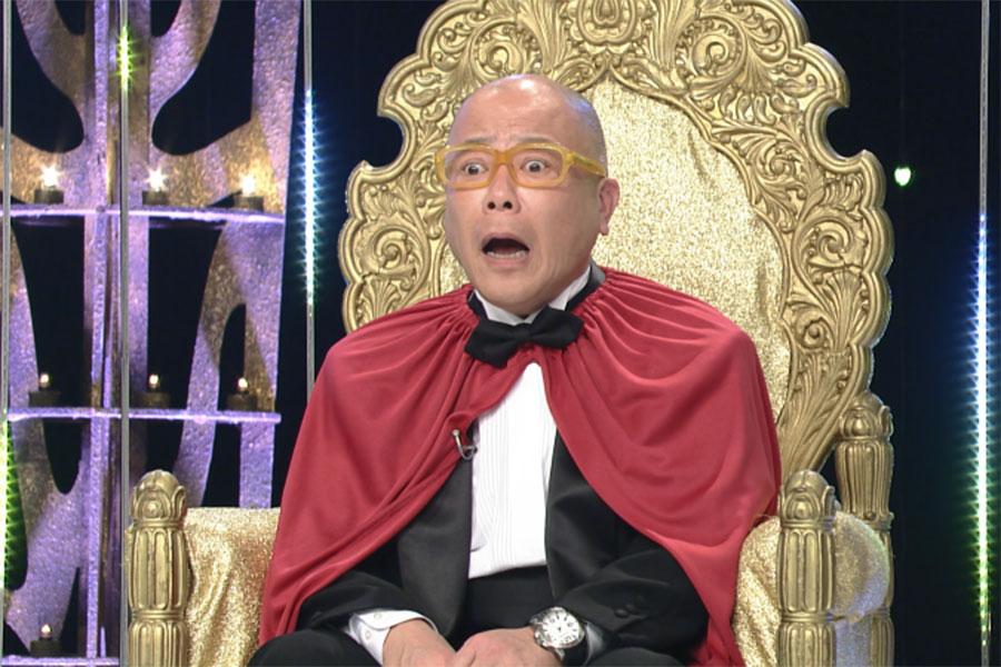 関西No.1レポーターと呼ばれるタージン(C)ABCテレビ