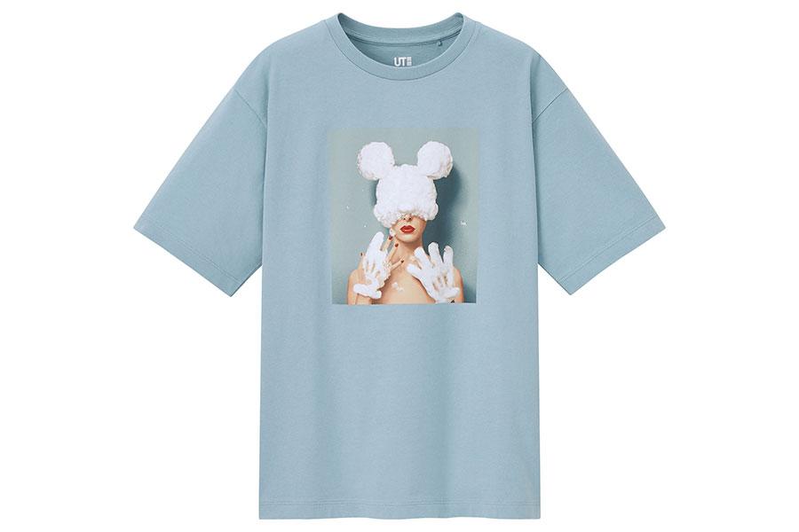 5月7日より発売予定の「ディズニー ミッキーマウス & ミニーマウス アート バイ 吉田ユニ」