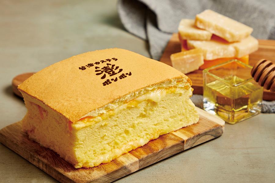 行列の台湾カステラが神戸に初出店、限定メニューも