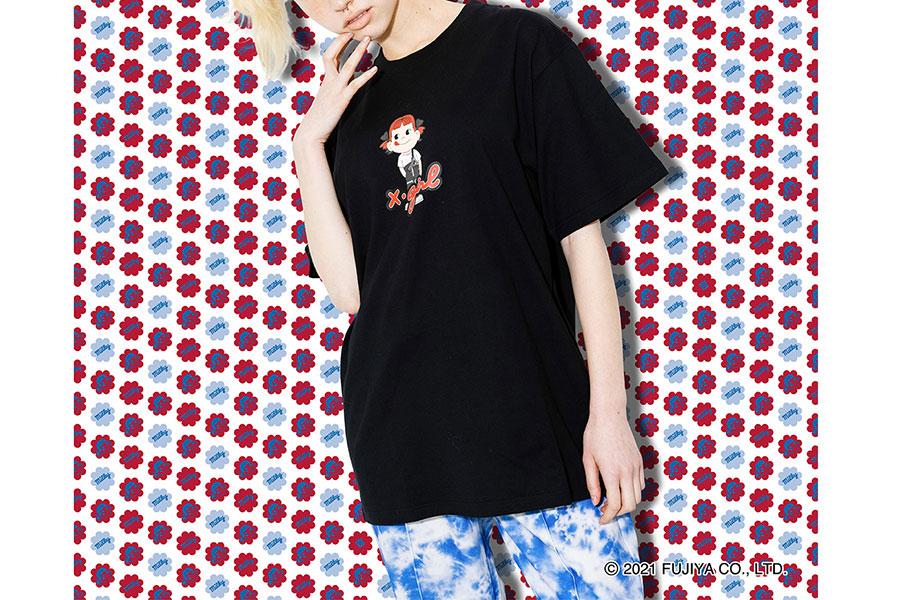 X-girl × PEKO S/S TEE 6050円