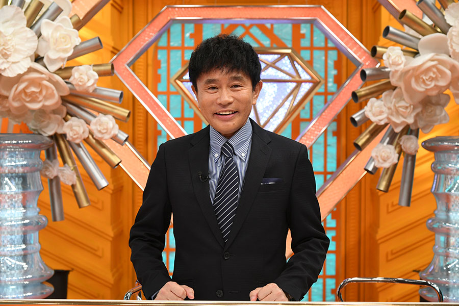 MCの浜田雅功(C)ABCテレビ