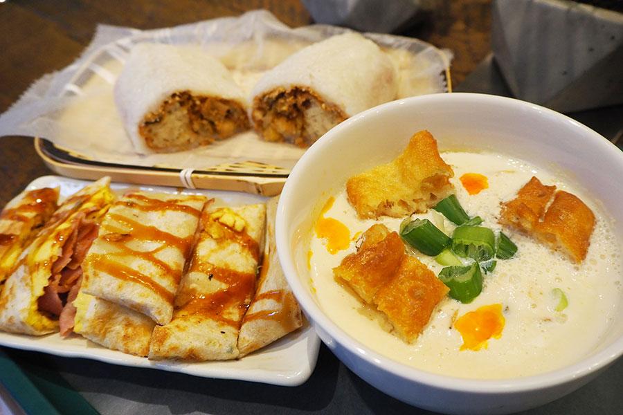 大阪に台湾朝食の専門店、全商品がテイクアウトも可能