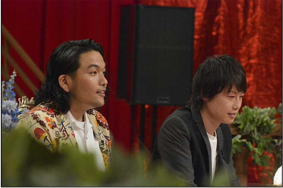 見取り図・盛山晋太郎(左)とリリー(C)ytv