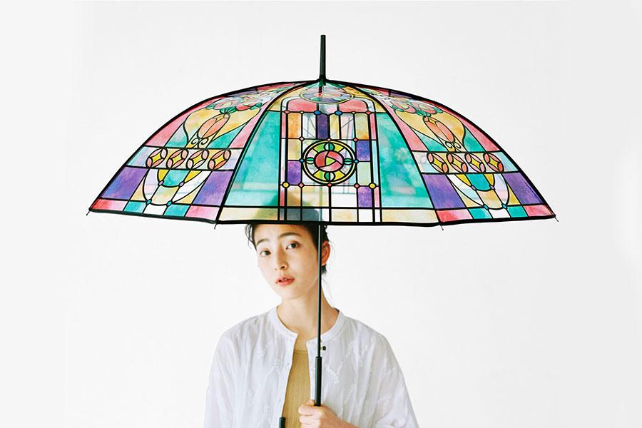 梅雨入り間近、個性豊かな「ビニール傘」で雨の日も楽しく