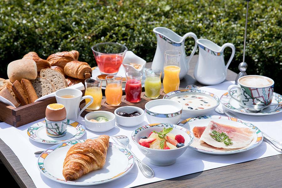 ホテルの「世界一の朝食」、大阪&西宮で人気ランチに