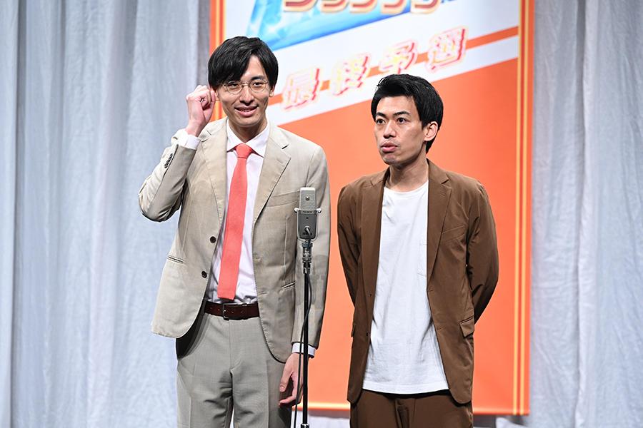 決勝進出者・カペポスター(C)ABCテレビ