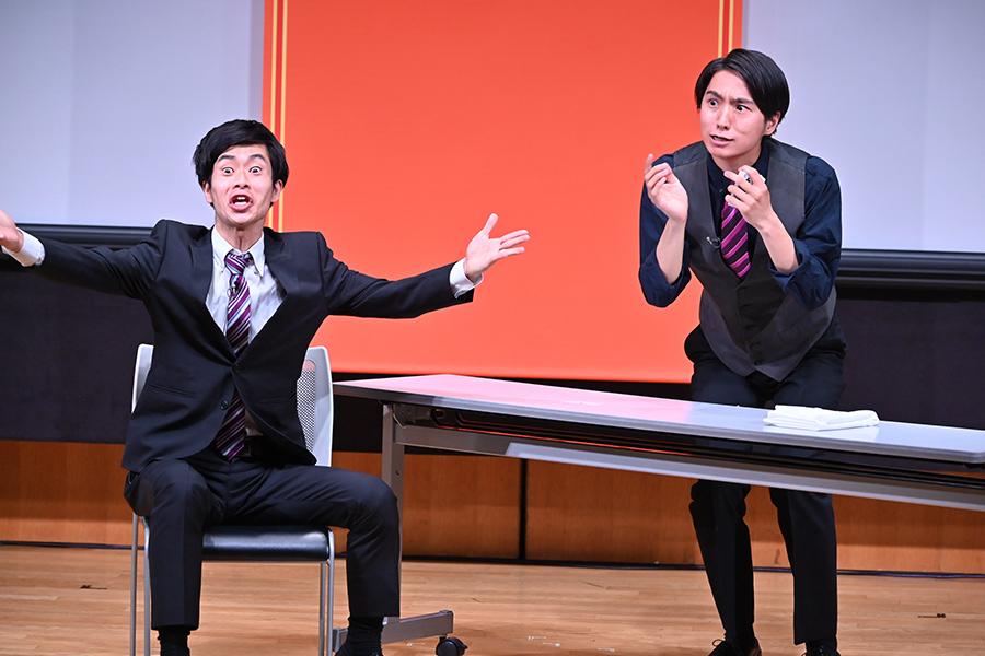 決勝進出者・Gパンパンダ(C)ABCテレビ