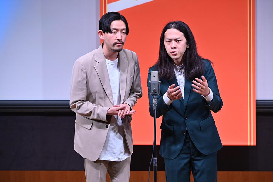 決勝進出者・パンプキンポテトフライ(C)ABCテレビ