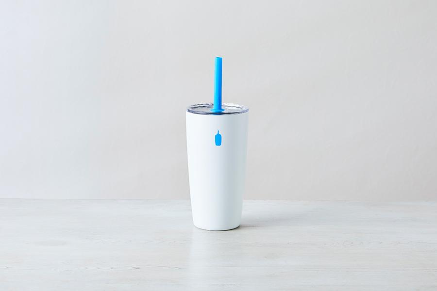 <ポップアップストア限定商品>コミューターカップ 4620円(内容量:470ml ※7月上旬発売)保温・保冷性に優れた世界中のブルーボトルで定番人気のタンブラー