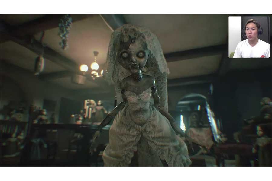 『漆黒堂』ことベネヴィエントが操作するアンジー