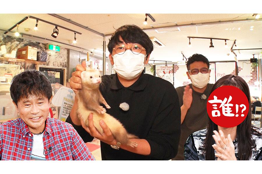 左から、浜田雅功、ミキ(亜生、昴生)、ゲスト(写真提供:MBS)