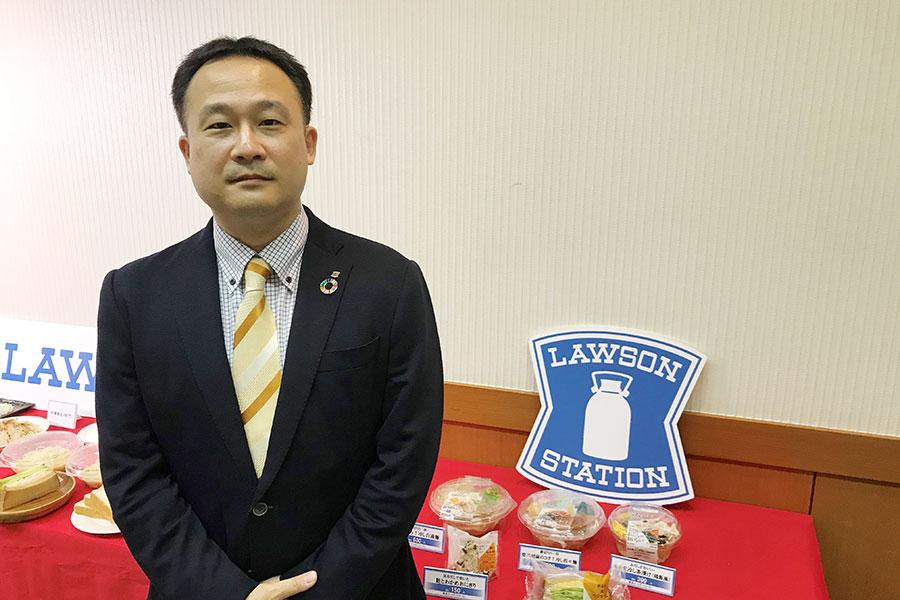 商品本部・本部長補佐の友永伸宏さん