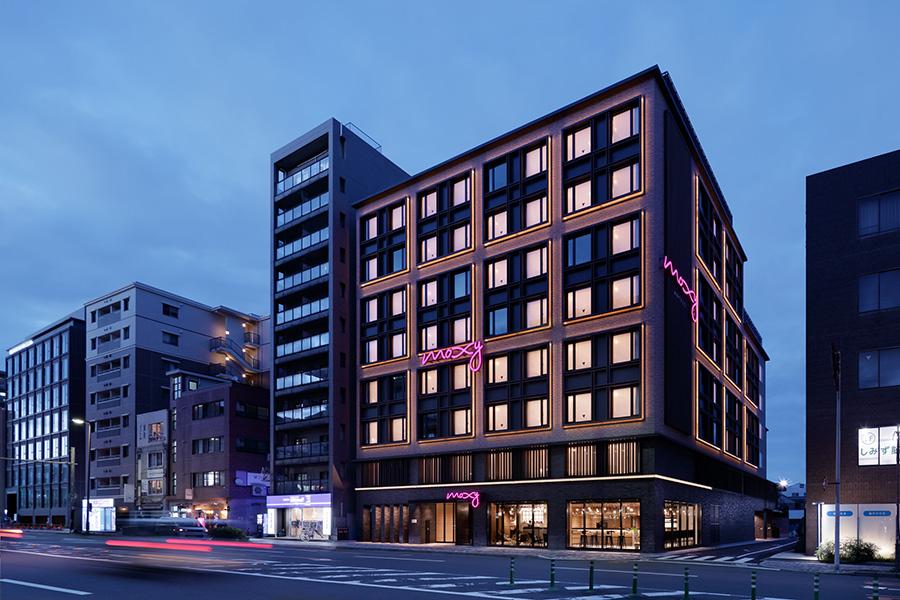 マリオット系列のホテル、京都・二条に7月開業