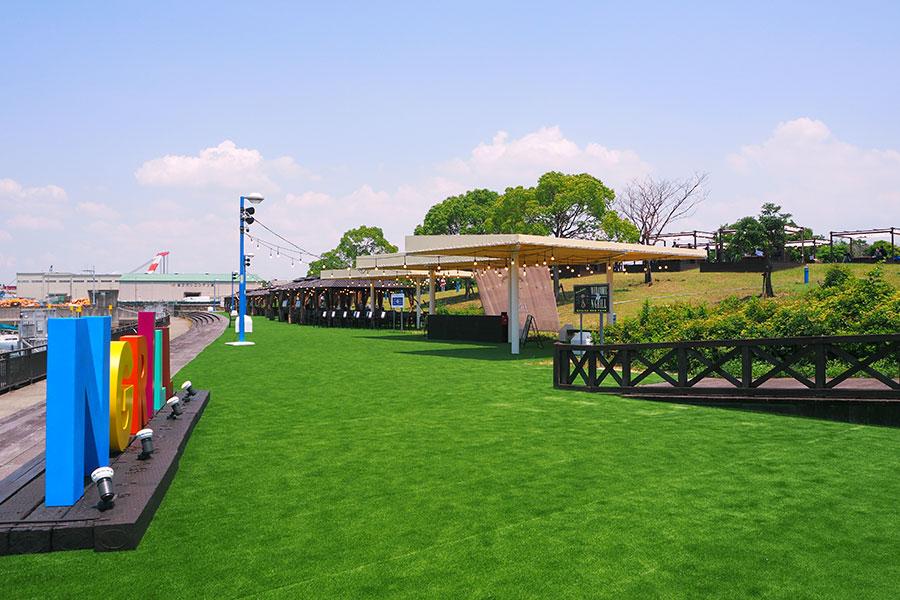 泉大津・なぎさ公園に誕生したBBQ施設「N GRILL」
