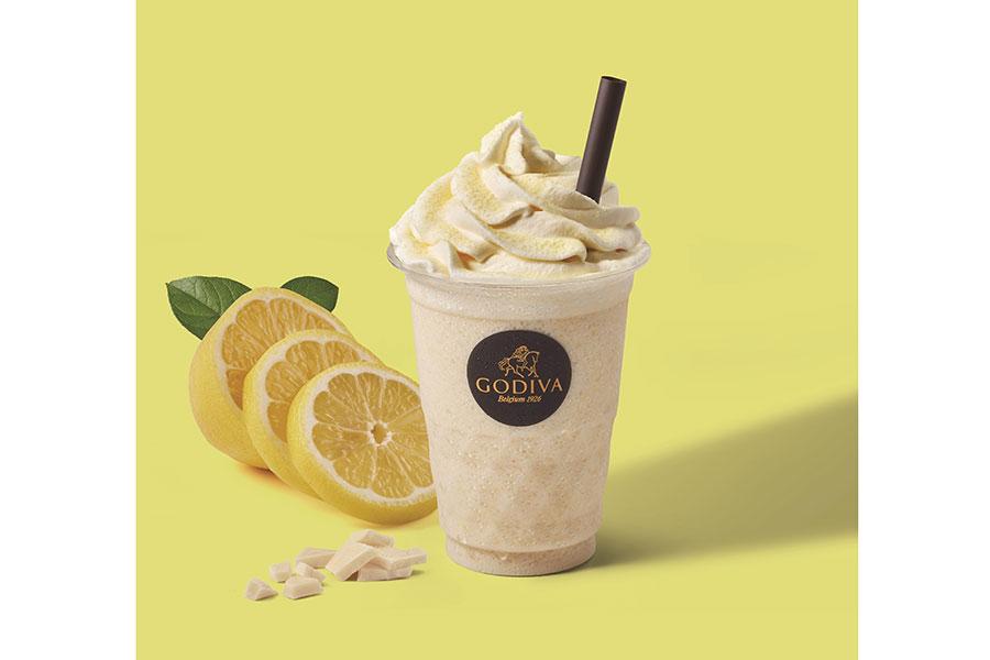 創業95周年を記念して販売されている「ショコリキサー ホワイトチョコレート レモン」(662円)