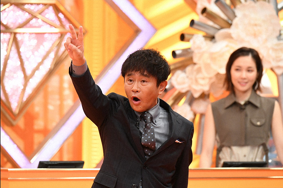 司会の浜田雅功(C)ABCテレビ