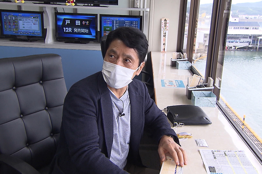 俳優・峰竜太(C)ABCテレビ