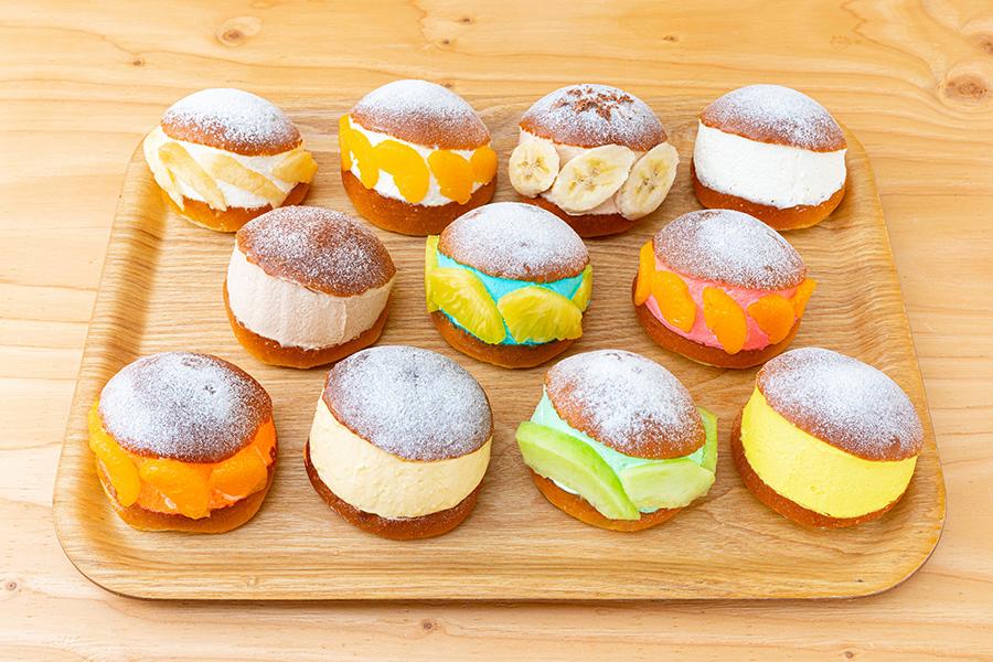「KYOTO 1er BAKERY with cuisine」から、大人のマリトッツォシリーズ