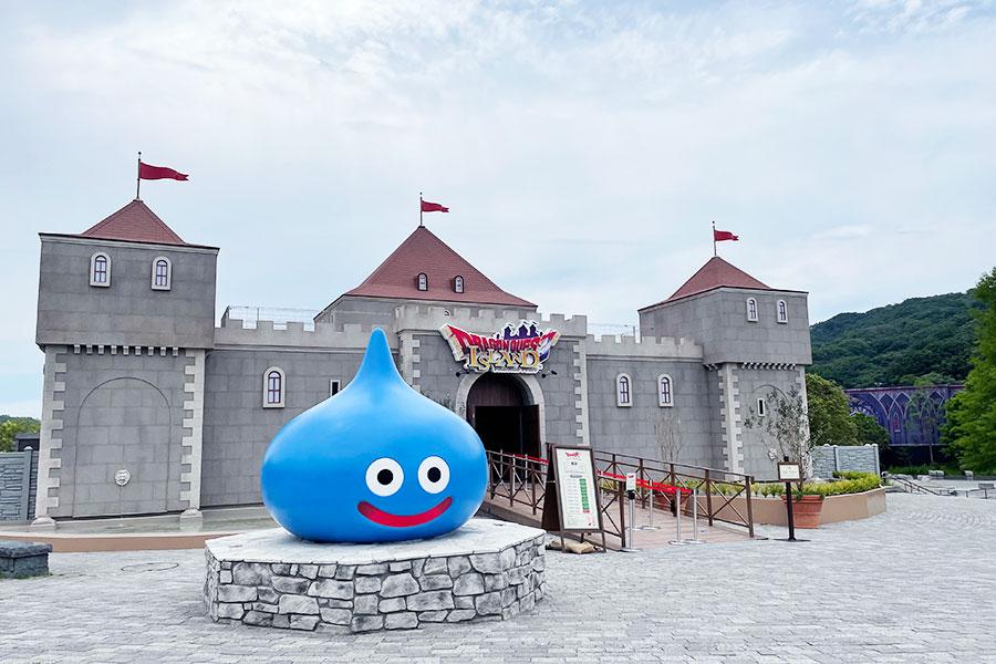 淡路島でドラゴンクエストの世界を体感、ファンの注目ポイントは?