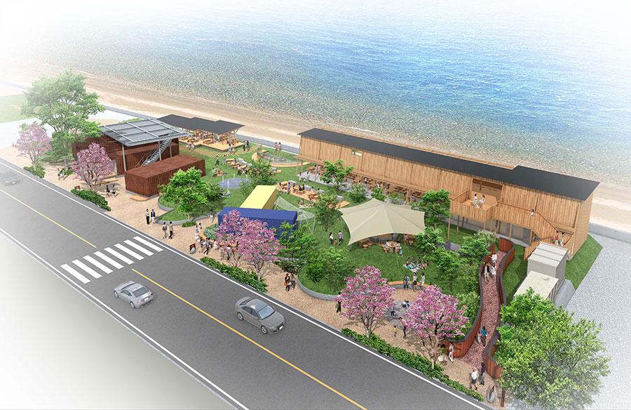 2022年に完成予定、淡路島の「食」がテーマの巨大施設