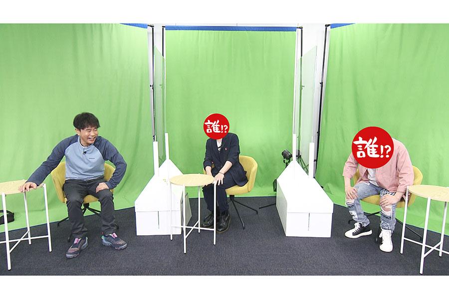 東京のスタジオの様子(写真提供:MBS)