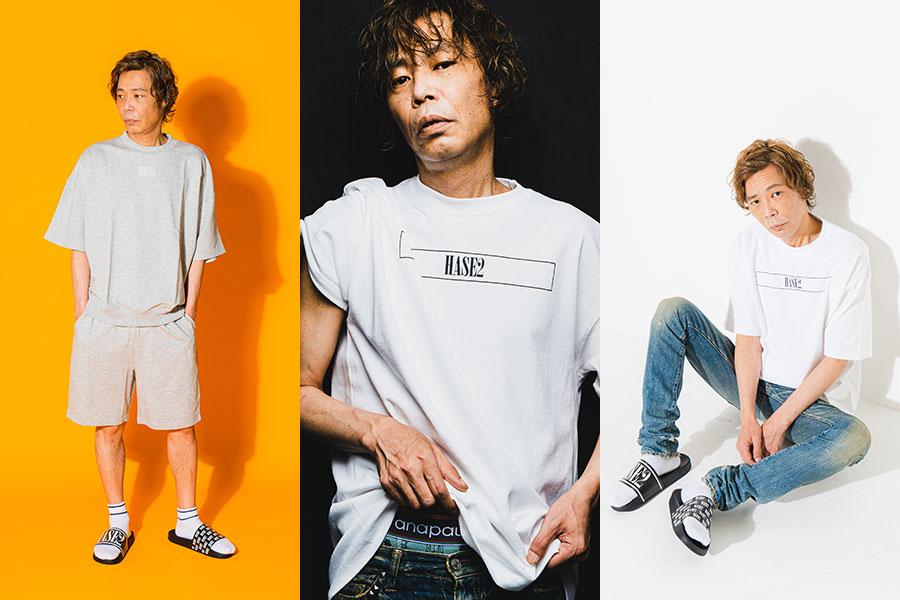 ティーアップ・長谷川宏がアーティスティックディレクターを務めるブランド『HASE2』