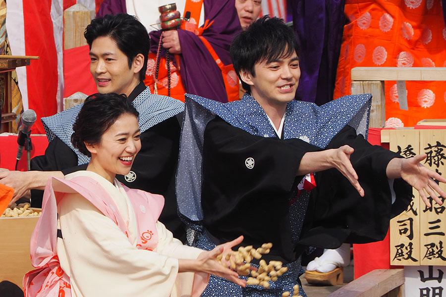林遣都と大島優子の結婚、松下洸平らスカーレット出演者も喜び