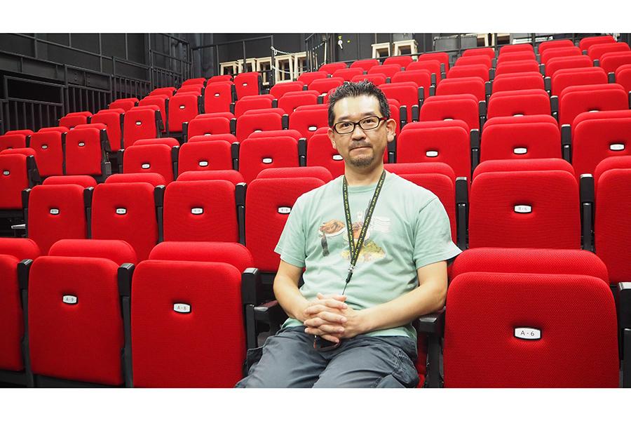 「インディペンデントシアター」劇場プロデューサーの相内唯史さん