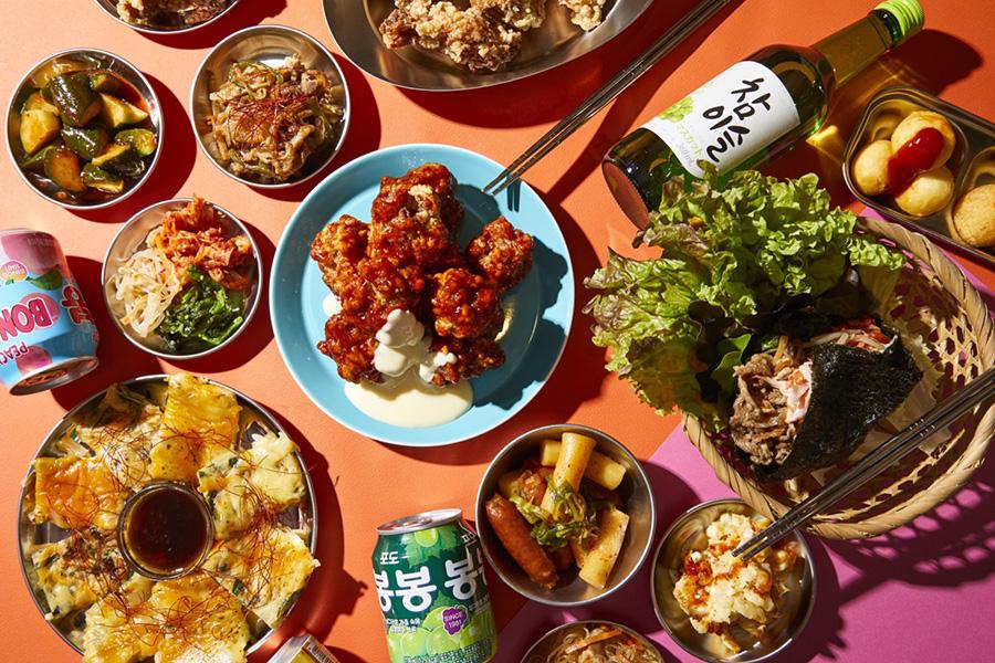 コスパ抜群なメニューが揃う韓国ビアガーデン