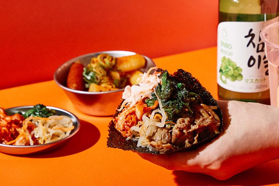 韓国BBQや韓国屋台グルメの食べ放題が楽しめるビアガーデン