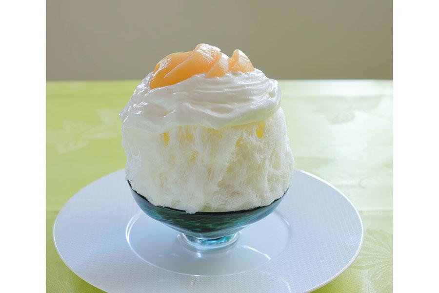 行列ができる奈良・フランス料理店のかき氷、移転して再始動