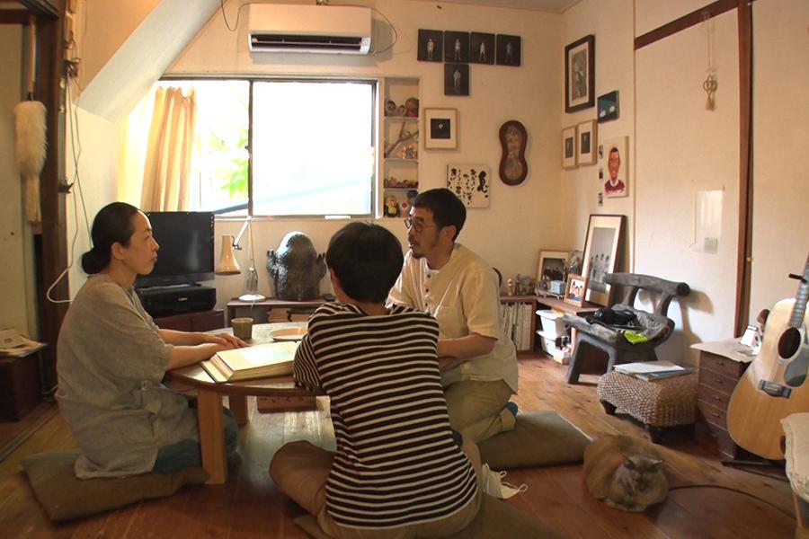 番組内にて(C)ABCテレビ