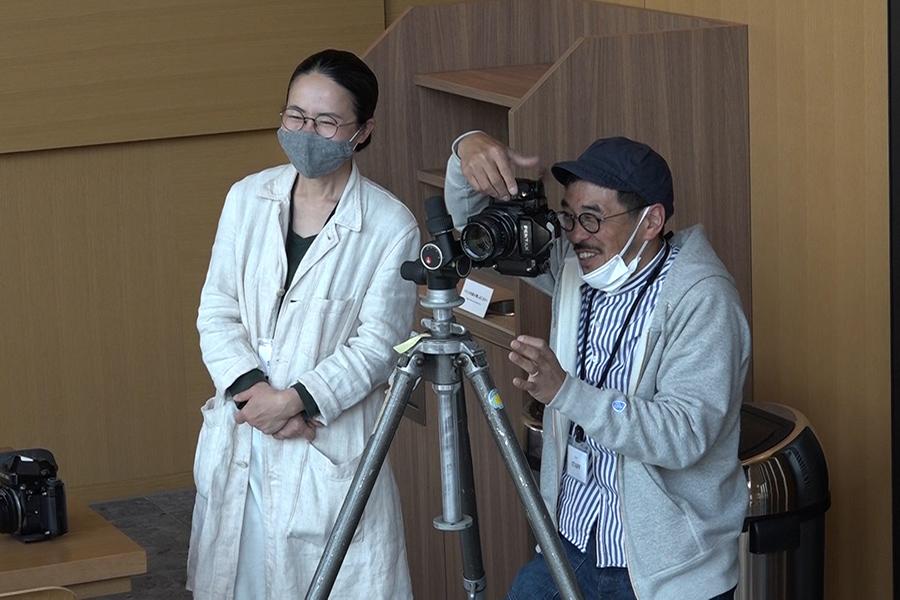写真家の伊東俊介さん(C)ABCテレビ