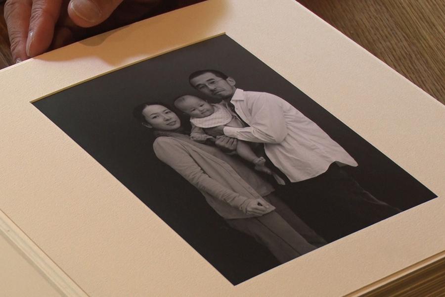 モノクロフィルムの写真(C)ABCテレビ